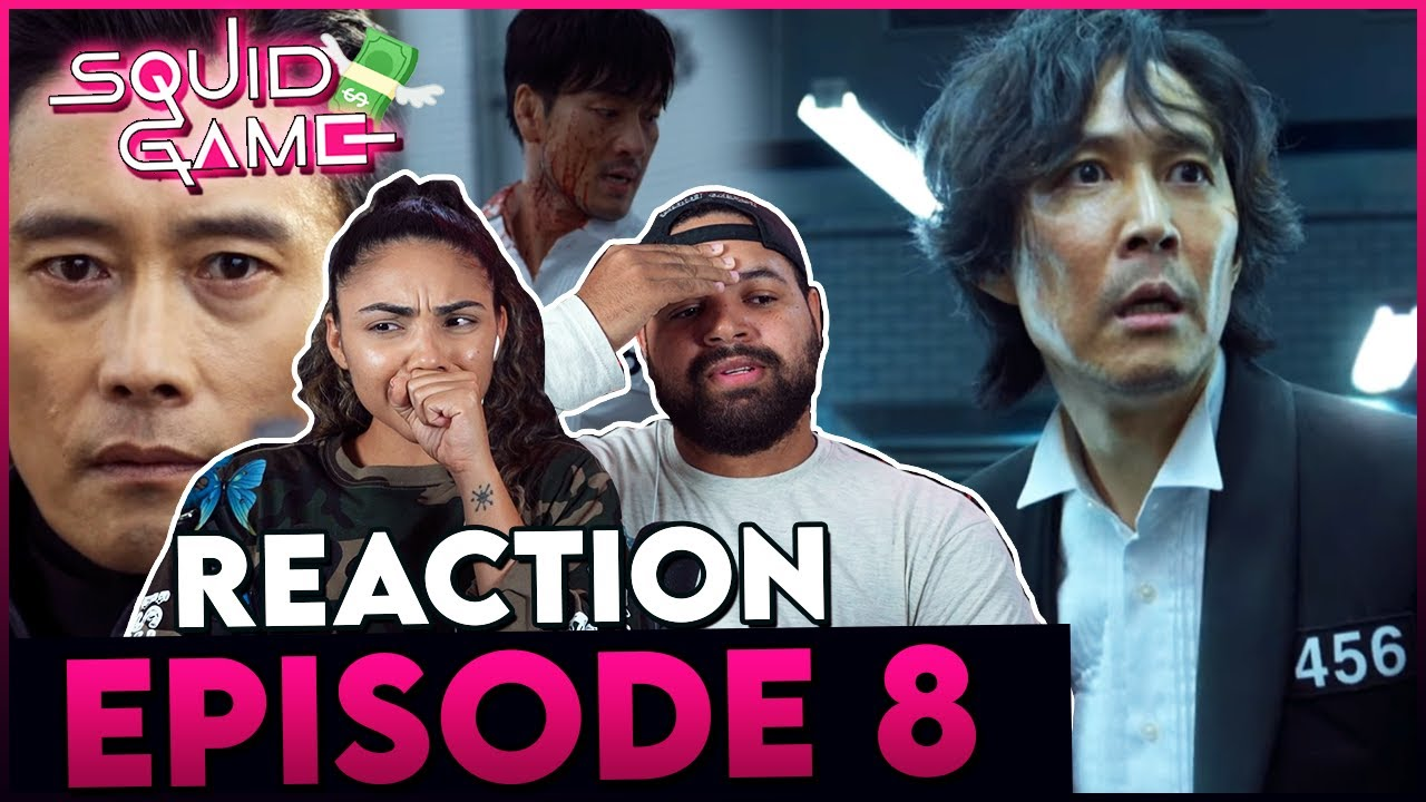 Download WHY SANG-WOO, WHY?! - Squid Game Episode 8 Reaction