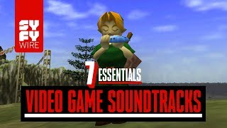 7 Essential Video Game Soundtracks | SYFY WIRE
