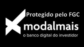 O banco digital Modalmais chegou, veja minha conta e detalhes!