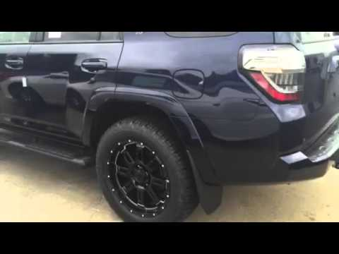 2016 toyota 4 runner xp review youtube. Black Bedroom Furniture Sets. Home Design Ideas