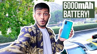 A Day with Samsung M30s | #USA