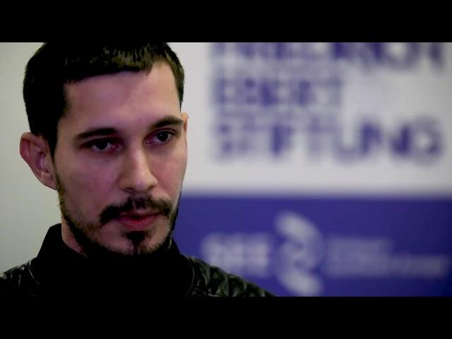 DemLeftSEE Voices: Aleksandar Matkovic