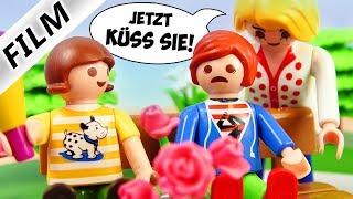 Playmobil Film Deutsch MAMA ZWINGT JULIAN ZUM DATE MIT MÄDCHEN! WIRD ER SICH VERLIEBEN?Familie Vogel
