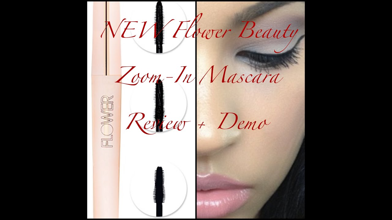 New flower beauty zoom in ultimate mascara review demo youtube izmirmasajfo