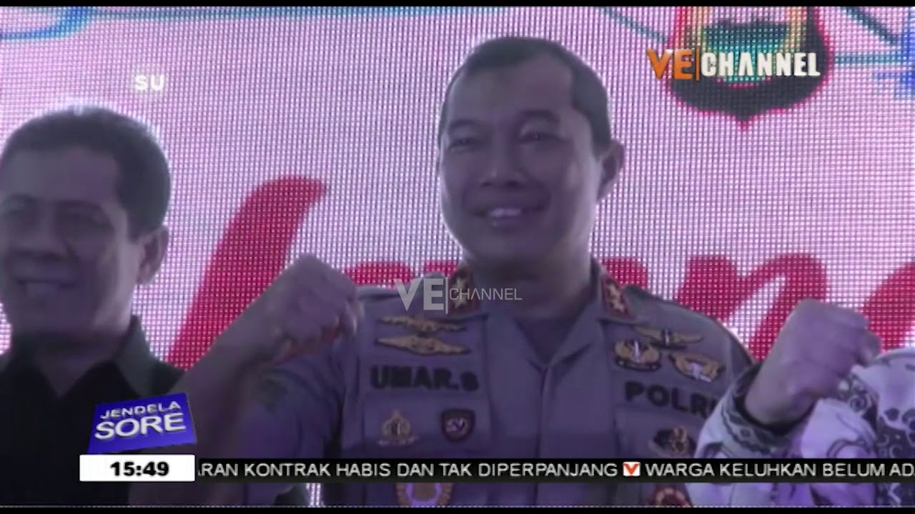 LAUNCHING TILANG KAMERA CCTV DI KOTA MAKASSAR - YouTube