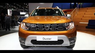 Dacia Duster SUV 2019 1.5 dCi 110 HP 4K  POV Test Drive Joe Black