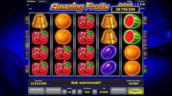 Gametwist Casino - Amazing Fruits slot -  free spin 2x