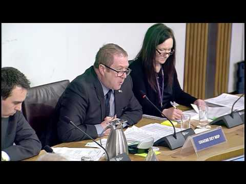 Environment, Climate Change and Land Reform Committee - Scottish Parliament: 7th February 2017