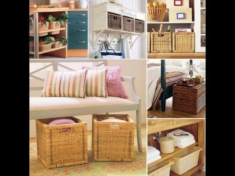 Организация и хранение вещей в доме. 2014./Хранение обуви. Кухня / Home Organizing