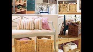 Организация и хранение вещей в доме. 2014.Хранение обуви. Кухня Home Organizing