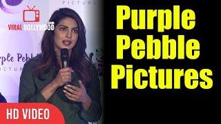 Reason Behind Purple Pebble Pictures Name | Priyanka Chopra