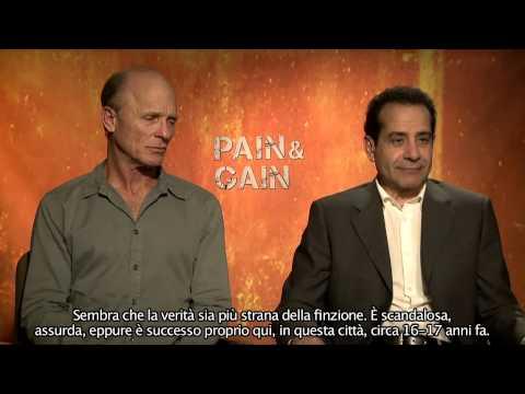 Pain & Gain - Muscoli e denaro: intervista a Ed Harris e Tony Shaloub (sottotitoli in italiano)