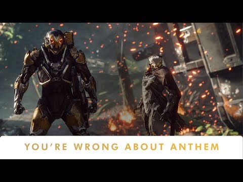 You're WRONG About Anthem.