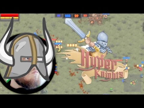 I AM THE GOD OF ALL KNIGHTS - Hyper Knight Gameplay |