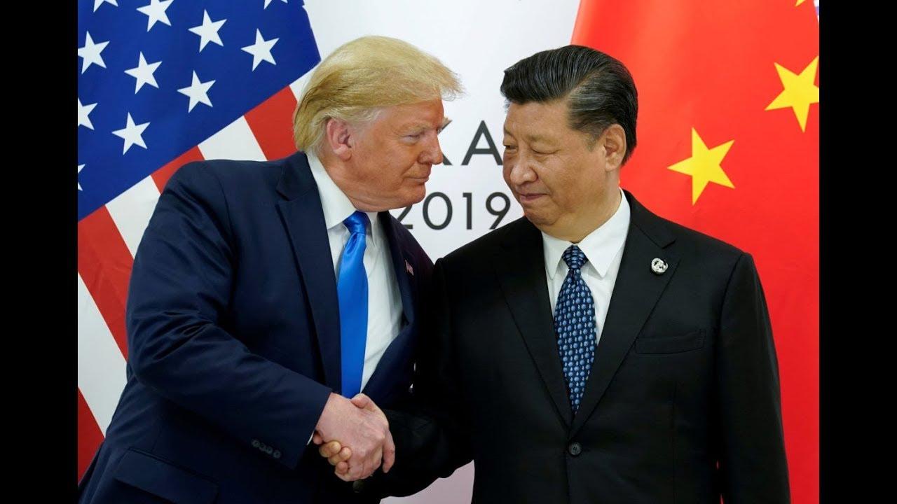 Trump dan Xi Salaman di KTT G20, Trump: Daftar Hitam terhadap Huawei Bakal Dicabut