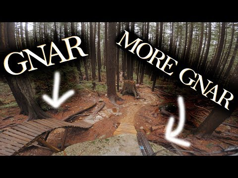 IS IT THE HARDEST TRAIL ON THE NORTH SHORE? // Ladies Only, Mt. Fromme // MTB in North Vancouver
