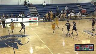 Case Western Reserve University vs. Brandeis University (Women