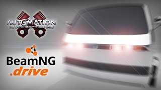 Awful Stream Cars -  Automation + BeamNG