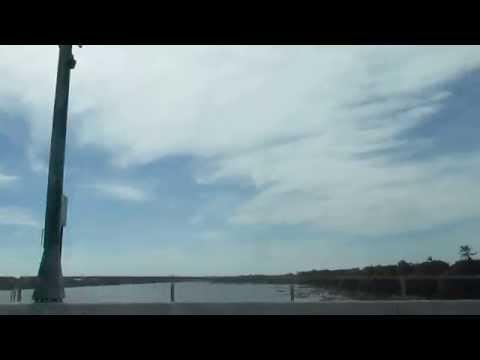 Drive WI Hwy 42 and 57 Sturgeon Bay Bridge