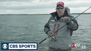 How to Fish Walleye Using Finesse Swimbaits