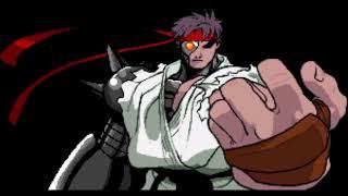 CPS2 Originaux Cyber-Ryu