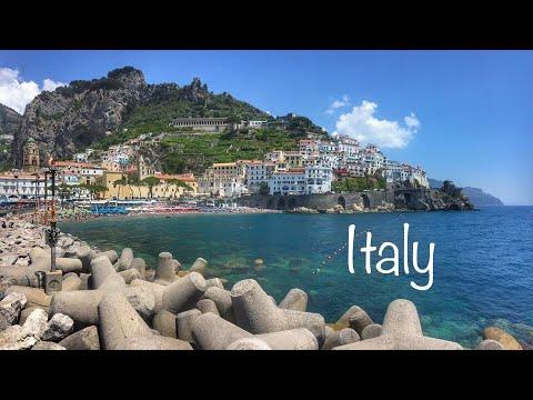 Italy 2017 travel: Naples, positano, amalfi, sorrento, Capri, agropoli, Rome, Florence, pisa