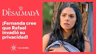 La Desalmada: ¡Rafael encuentra desnuda a Fernanda en el río! | C- 11 | Las Estrellas