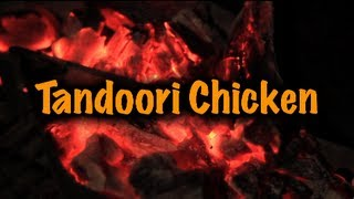 Tandoori Chicken And Basmati Rice Recipe For The Bbq Grill