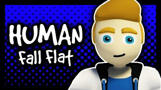 WHY IS THIS GAME SO FUNNY?!? | Human Fall Flat (ft. RiaLuvsYou124)