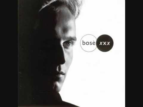 Miguel Bosé - Lay Down On Me  XXX (English Version) 1987