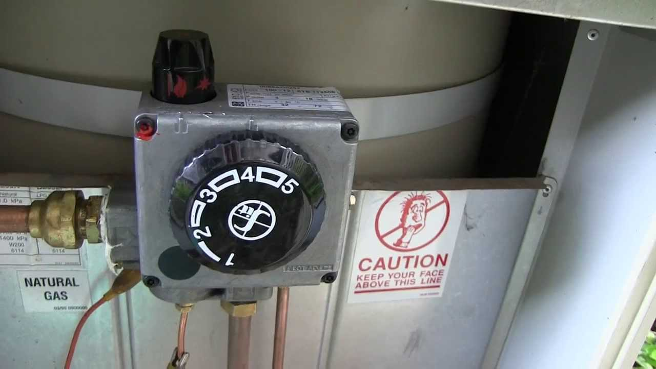 Sit 610 Ac3 Gas Control Faulty Overtemp Sensor Youtube