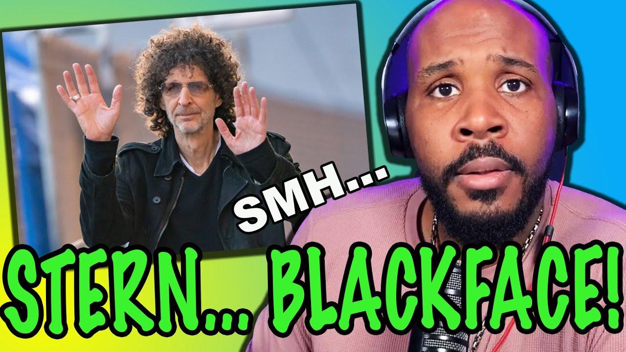 Howard Stern addresses 1993 blackface skit, Trumps: reports