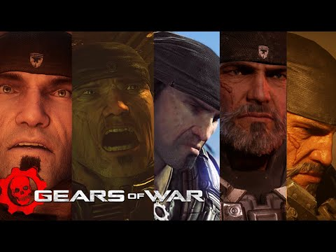 MARCUS FENIX'S REACTION | LOSING BROTHER IN ARMS/FAMILY  | Gears Of War (2006-2020)