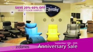 2 Danes Furniture - Anniversary Sale 2012 - Modern Furniture Nashville Tennessee