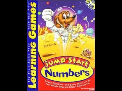 JumpStart Learning Games: Numbers