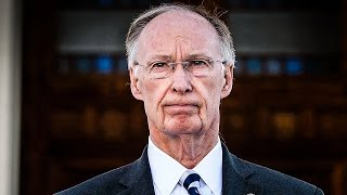 Republican Alabama Governor Resigns After Using Campaign Funds To Cover Up Affair - The Ring Of Fire