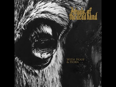 Dunkelheit Produktionen- RITUALS OF THE DEAD HAND- With Hoof And Horn - Video Review