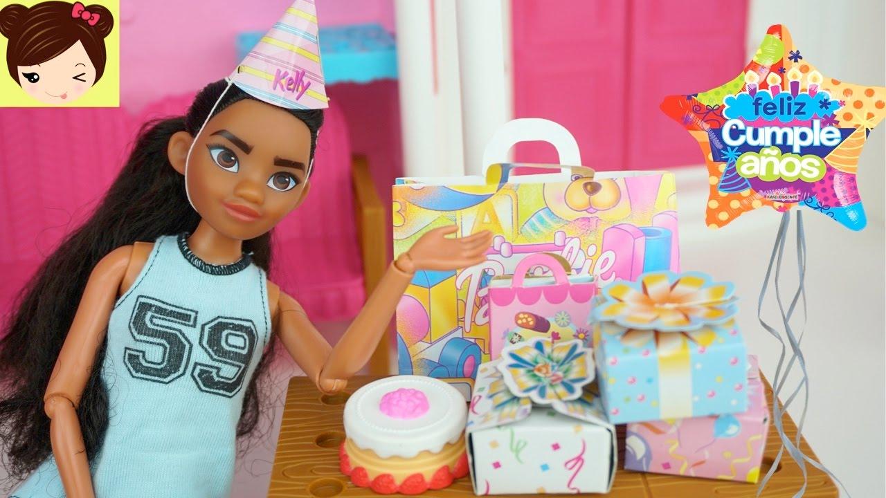 El Cumpleaños de Disney Moana , Fiesta Sorpresa y Abre Regalos , Historias  con Muñeca Moana