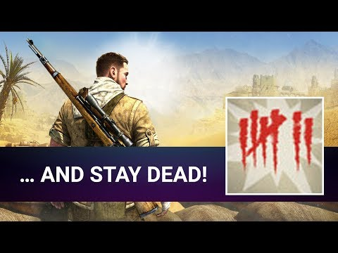 [Road to 100%] Sniper Elite 3 - … And stay dead! - Achievement Walkthrough |
