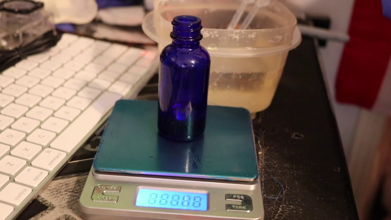 DIY'd Mother's Milk Clone eliquid