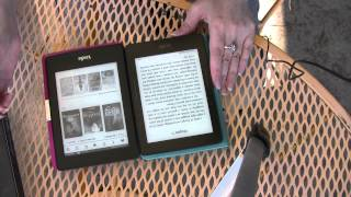 Review on Kindle Voyage vs Paper White