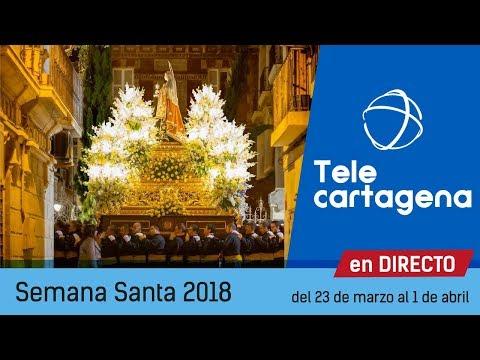 Miércoles Santo en Cartagena 2018