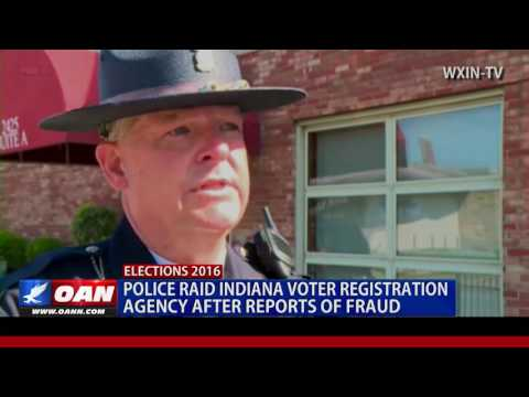 Voter Fraud Suspected in Indiana