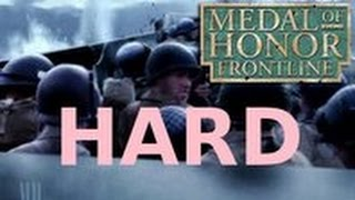 Let's Play Medal Of Honor: Frontline HARD - 19: Enemy Mine