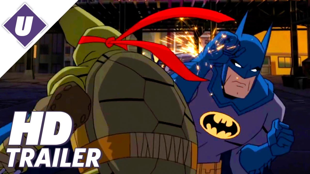Batman Vs Teenage Mutant Ninja Turtles 2019 Official Trailer Youtube