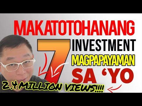 7 Realistic Investments (Na Magpapayaman Sayo!)
