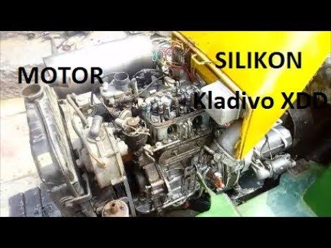 """Oprava Motoru Traktor """"škoda"""""""