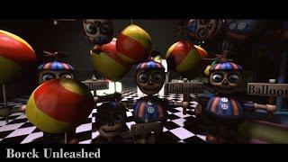 Balloon Boy  Sparta Remix  3D Animation