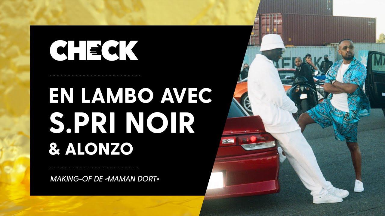 En Lambo avec S.Pri Noir & Alonzo