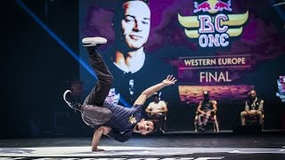Daga VS Khalil - Red Bull BC One Western Europe Final 2015